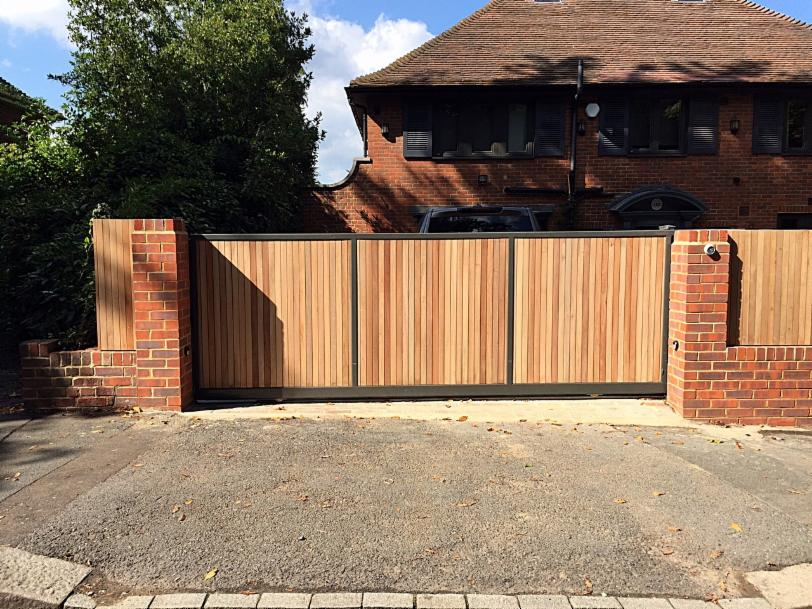 Any Type Of Gate Supplied And Fitted From Front Garden Gates In Wood Or  Metal Through To Automated Driveway Gates, Side Return Security Gates And  Much More, ...